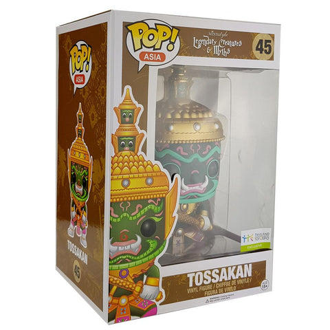 Funko - IN STOCK: Funko Pop! Tossakan - Thailand Toy Expo Exclusive - Slight Damage #45