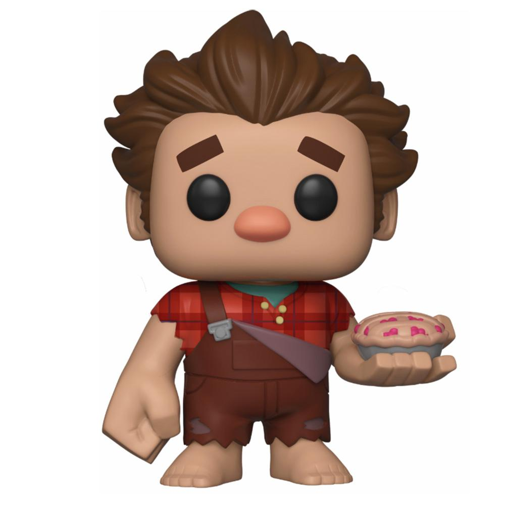 Funko - IN STOCK: Funko POP! Vinyl: Disney: Wreck-It-Ralph 2: POP 9 (Exc) With PPJoe Disney Sleeve