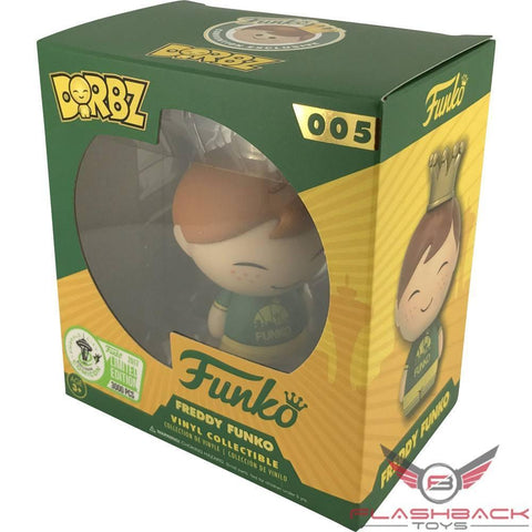 Funko Pop - Dorbz Seattle Freddy 2017 Limited Edition 3000 #005