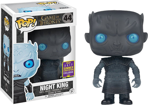 Funko Pop - Funko POP! Night King 2017 Summer Convention Exclusive #44