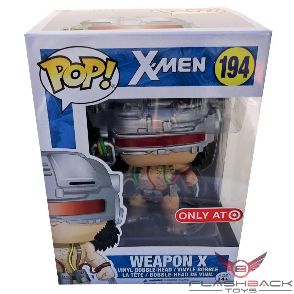 Funko Pop - FUNKO POP! X-MEN Weapon X - Target Exclusive #194