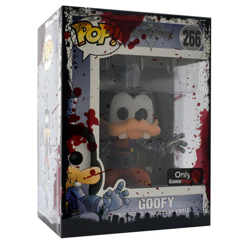 Funko Pop - IN STOCK: Funko POP! Vinyl: Kingdom Hearts: Goofy - Gamestop Exclusive #266