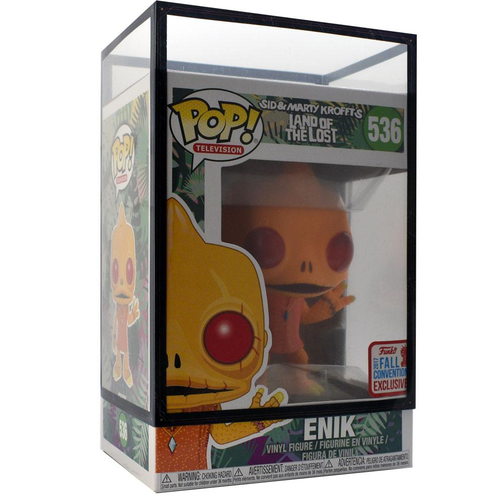 Funko Pop - IN STOCK: Funko POP! Vinyl: Land Of The Lost: Golden Sleestak (Enik) NYCC FALL CONVENTION 2017 (Exc) #536