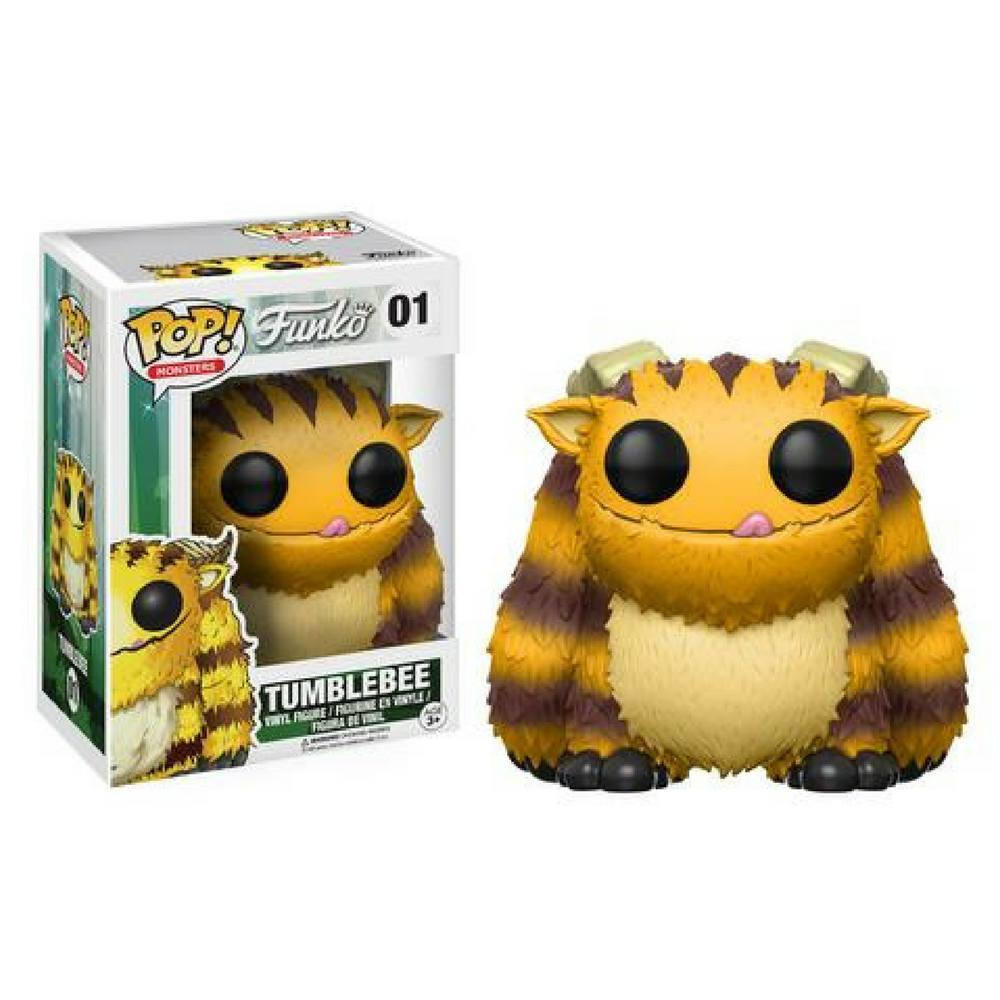 Funko Pop - POP! Vinyl: Monster: Tumblebee Funko Shop Exclusive #01