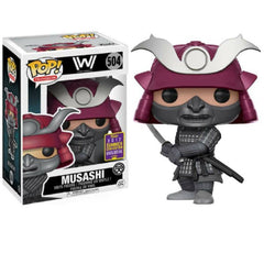 Funko Pop - SDCC 2017 POP! Television: Musashi SUMMER CONVENTION EXC