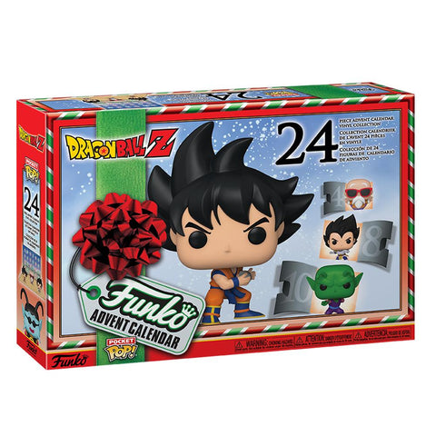 Funko - PRE-ORDER: Funko POP Advent Calendar: Dragon Ball Z