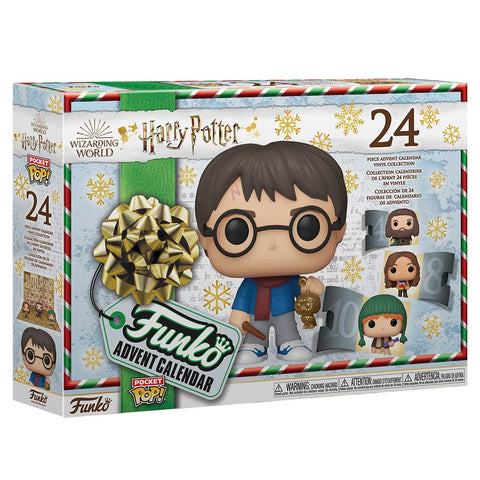 Funko - PRE-ORDER: Funko POP Advent Calendar: Harry Potter