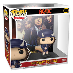 Funko - PRE-ORDER: Funko POP Albums: AC/DC - Highway To Hell With PPJoe Protector