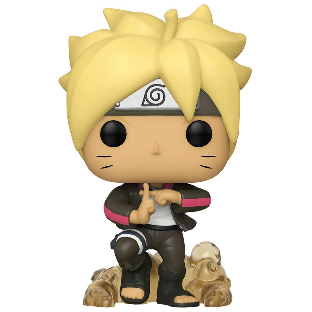 Funko - PRE-ORDER: Funko POP Animation: Boruto - Boruto Uzumaki With UV Sleeve