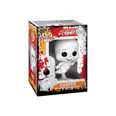 Funko - PRE-ORDER: Funko POP Animation: Casper With PPJoe Halloween Sleeve