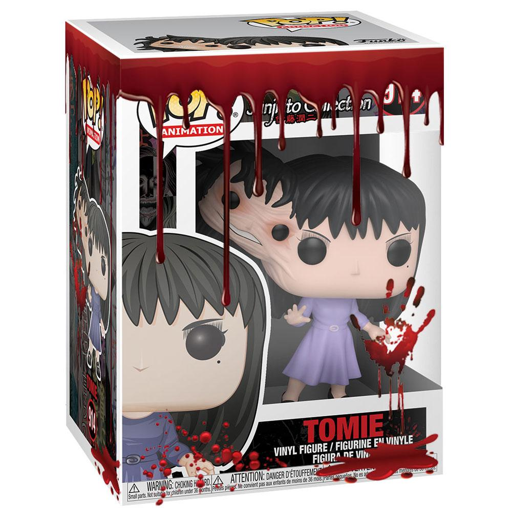 Funko - PRE-ORDER: Funko POP Animation: Junji Ito - Tomie With PPJoe Blood Drip Sleeve