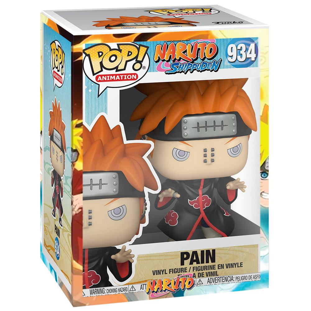 Funko - PRE-ORDER: Funko POP Animation: Naruto - Pain With Naruto Sleeve