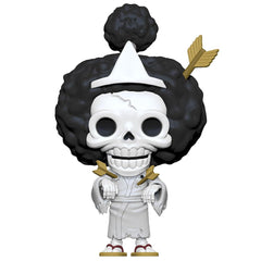 Funko - PRE-ORDER: Funko POP Animation: One Piece - Brook With One Piece Sleeve