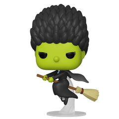 Funko - PRE-ORDER: Funko POP Animation: Simpsons Witch Marge With PPJoe Halloween Sleeve