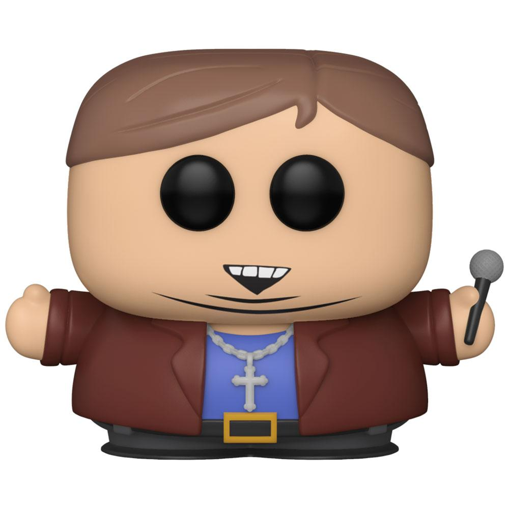 Funko - PRE-ORDER: Funko POP Animation: South Park - Faith +1 Cartman With 0.50mm PPJoe Protector