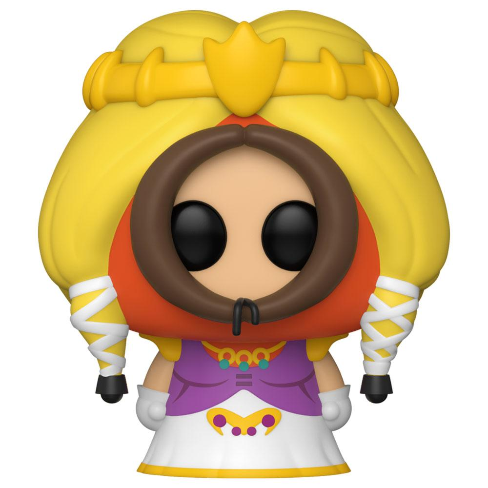 Funko - PRE-ORDER: Funko POP Animation: South Park - Princess Kenny With 0.50mm PPJoe Protector