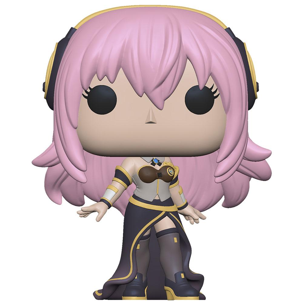 Funko - PRE-ORDER: Funko POP Animation: Vocaloid - Mergurine Luka V4X With UV Sleeve