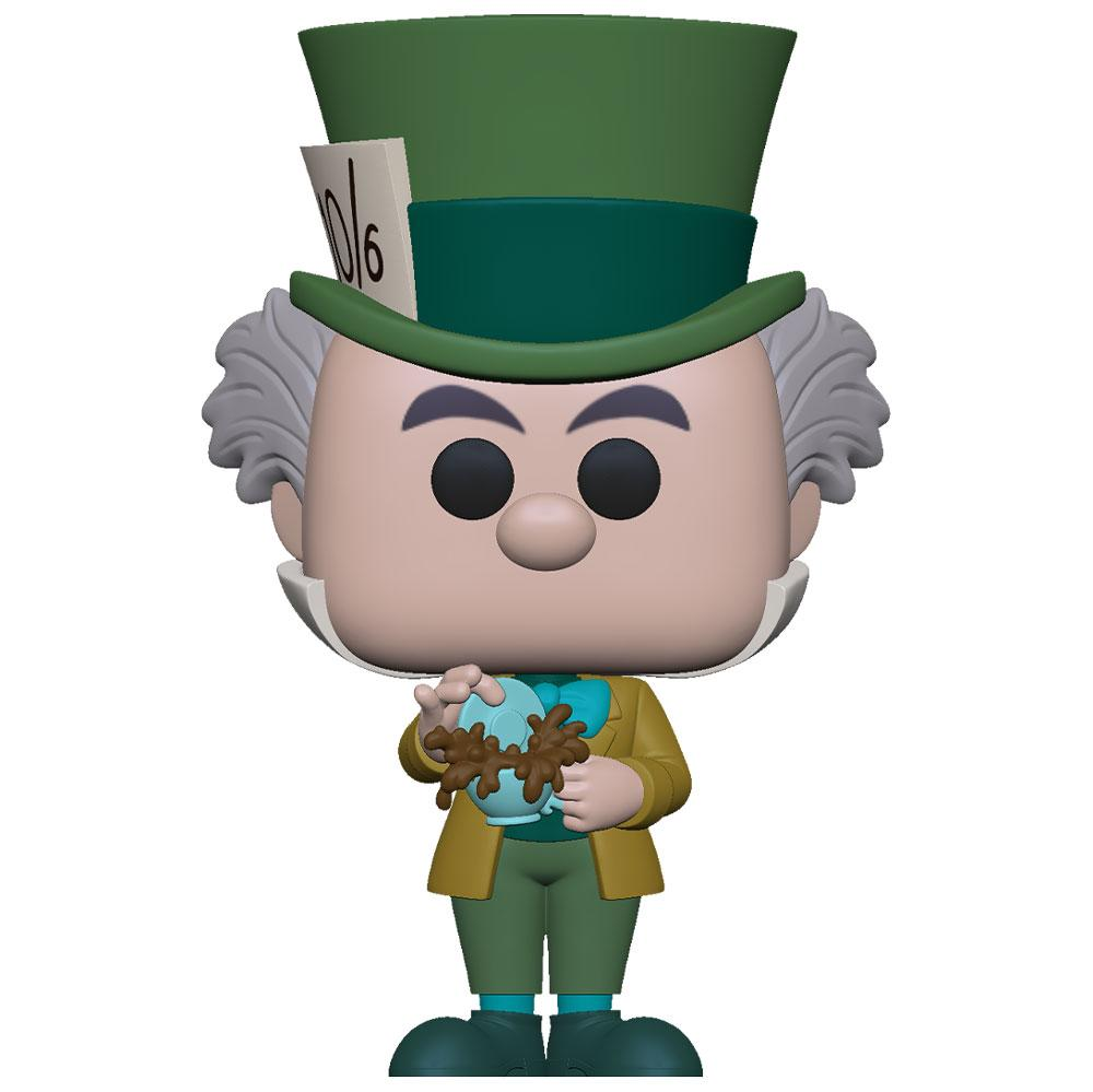 Funko - PRE-ORDER: Funko POP Disney: Alice 70th – Mad Hatter With Disney Sleeve