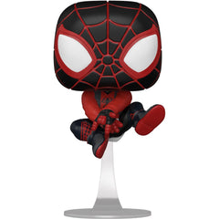 Funko - PRE-ORDER: Funko POP Games: Miles Morales - Bodega Cat Suit With Marvel Sleeve