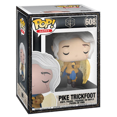 Funko - PRE-ORDER: Funko POP Games: Vox Machina - Pike Trickfoot With PPJoe Fantasy Sleeve