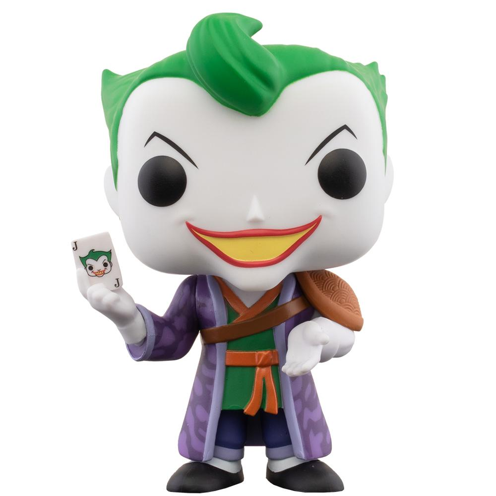 Funko - PRE-ORDER: Funko POP Heroes: Imperial Palace - Joker With DC Sleeve