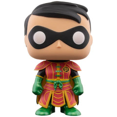 Funko - PRE-ORDER: Funko POP Heroes: Imperial Palace - Robin With Chance Of Chase In DC Sleeve