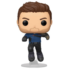 Funko - PRE-ORDER: Funko POP Marvel: TFAWS - Winter Soldier With Marvel Sleeve
