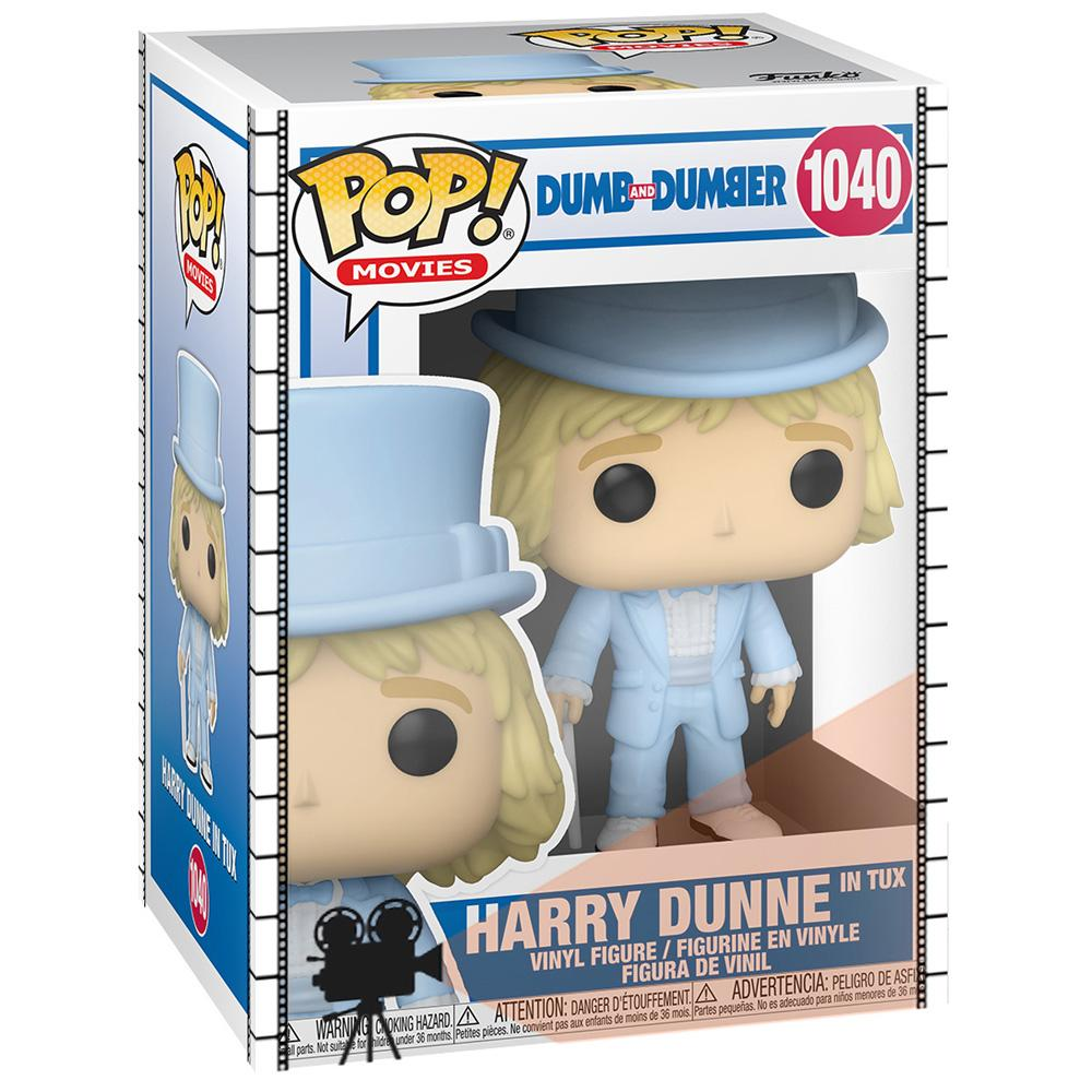 Funko - PRE-ORDER: Funko POP Movies: Dumb & Dumber - Harry In Tux W/Chase With PPJoe Movie Sleeve
