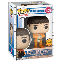 Funko - PRE-ORDER: Funko POP Movies: Dumb & Dumber - Lloyd In Tux W/Chase With PPJoe Movie Sleeve