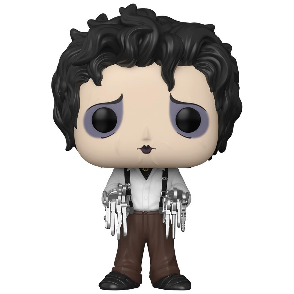 Funko - PRE-ORDER: Funko POP Movies: ES - Edward In Dress Clothes With PPJoe Halloween Sleeve
