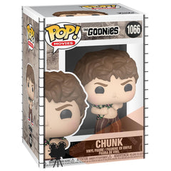 Funko - PRE-ORDER: Funko POP Movies: The Goonies - Chunk With Movie Sleeve