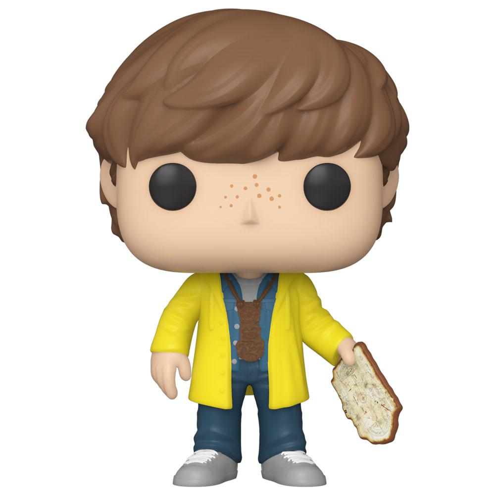 Funko - PRE-ORDER: Funko POP Movies: The Goonies - Mikey With Map With Movie Sleeve
