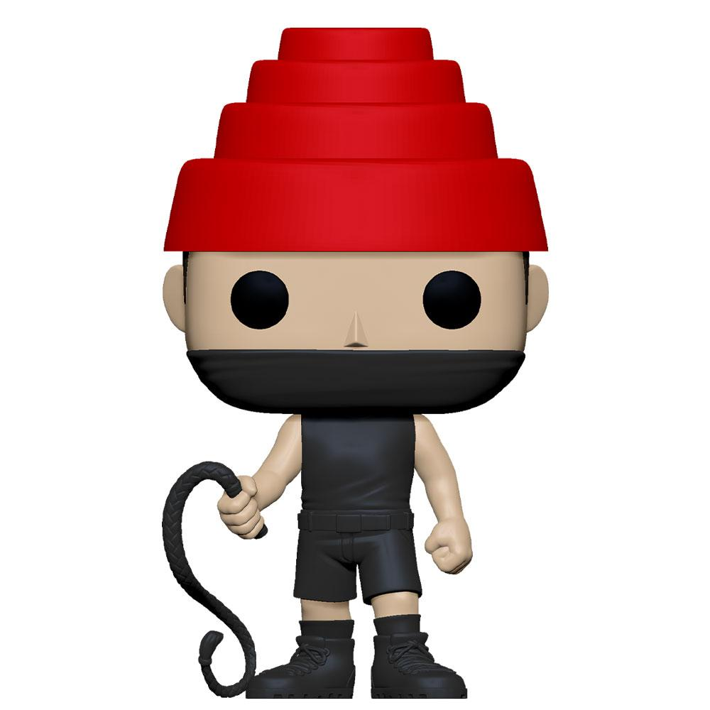 Funko - PRE-ORDER: Funko POP Rocks: Devo - Whip It With Whip With Musical Sleeve