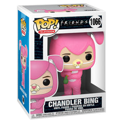 Funko - PRE-ORDER: Funko POP TV: Friends - Chandler Bunny With UV Sleeve