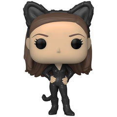 Funko - PRE-ORDER: Funko POP TV: Friends - Monica As Catwoman With UV Sleeve