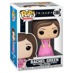 Funko - PRE-ORDER: Funko POP TV: Friends - Rachel In Pink Dress With UV Sleeve