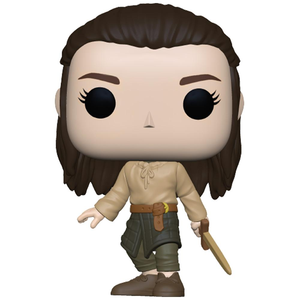 Funko - PRE-ORDER: Funko POP TV: Game Of Thrones - Arya Training With Fantasy Sleeve
