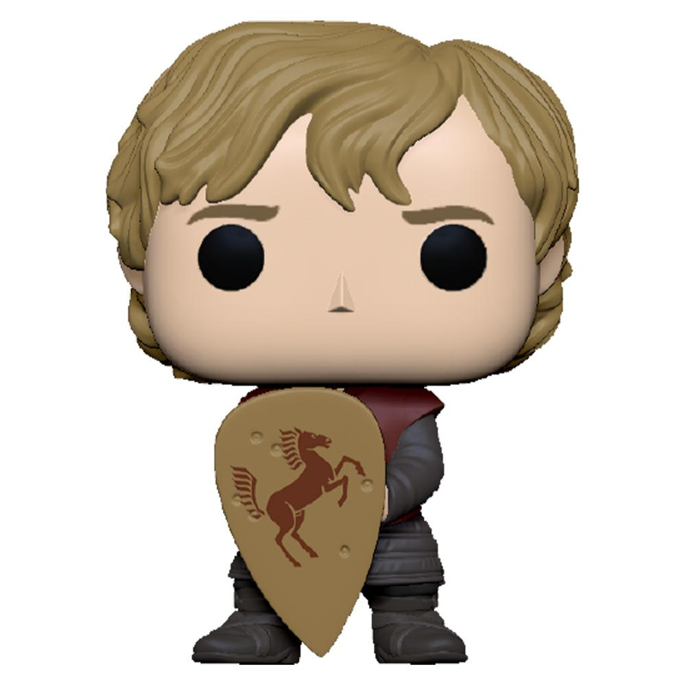Funko - PRE-ORDER: Funko POP TV: Game Of Thrones - Tyrion With Shield With Fantasy Sleeve