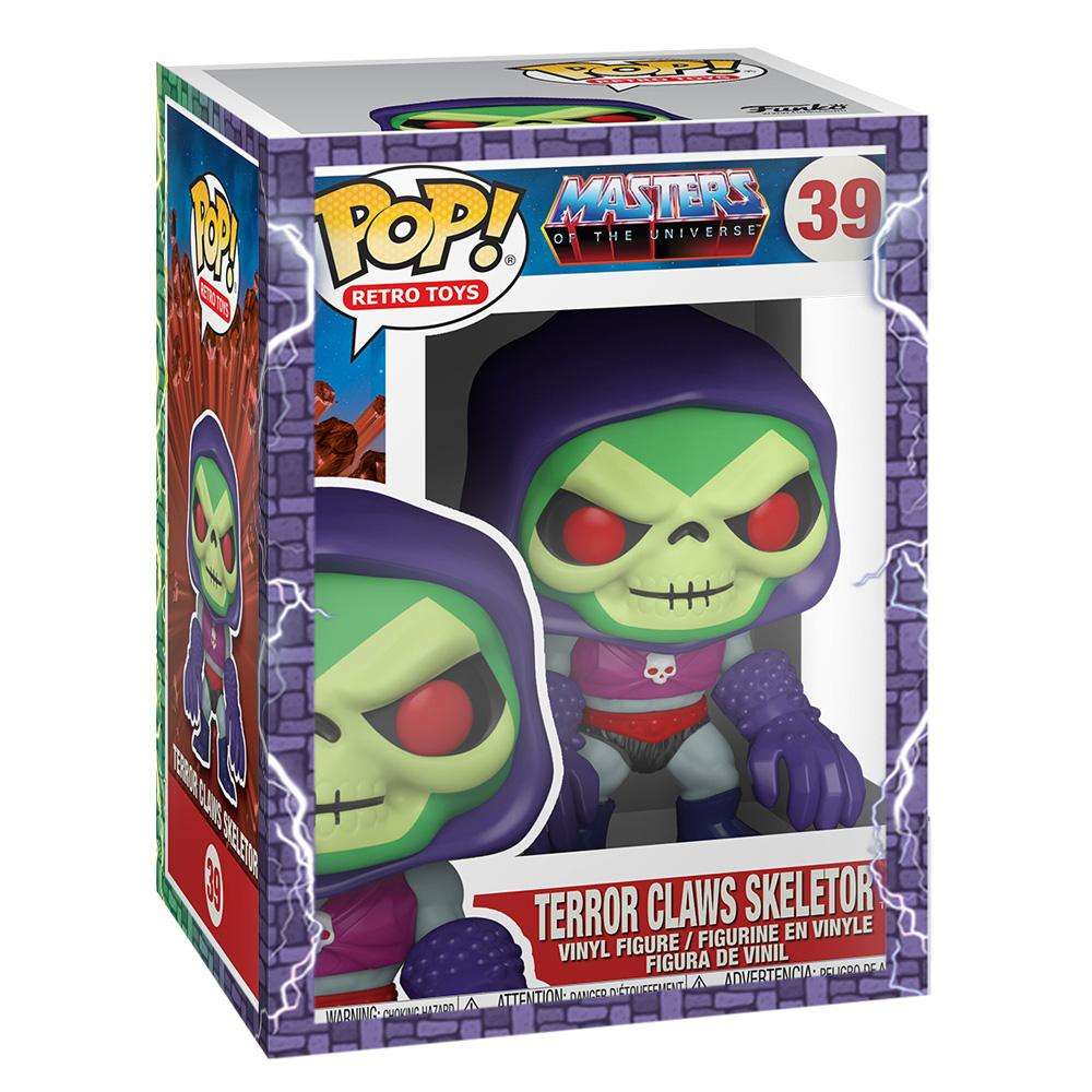 Funko - PRE-ORDER: Funko POP Vinyl: MOTU - Skeletor W/ Terror Claws With Sleeve