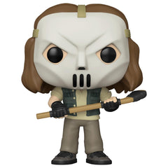 Funko - PRE-ORDER: Funko POP Vinyl: TMNT - Casey Jones With A PPJoe Pizza Sleeve