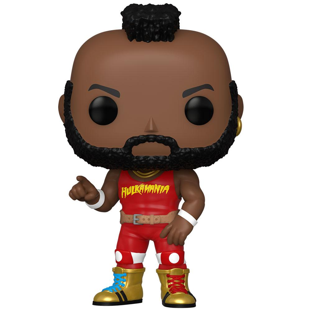 Funko - PRE-ORDER: Funko POP WWE: Mr T With PPJoe WWE Sleeve