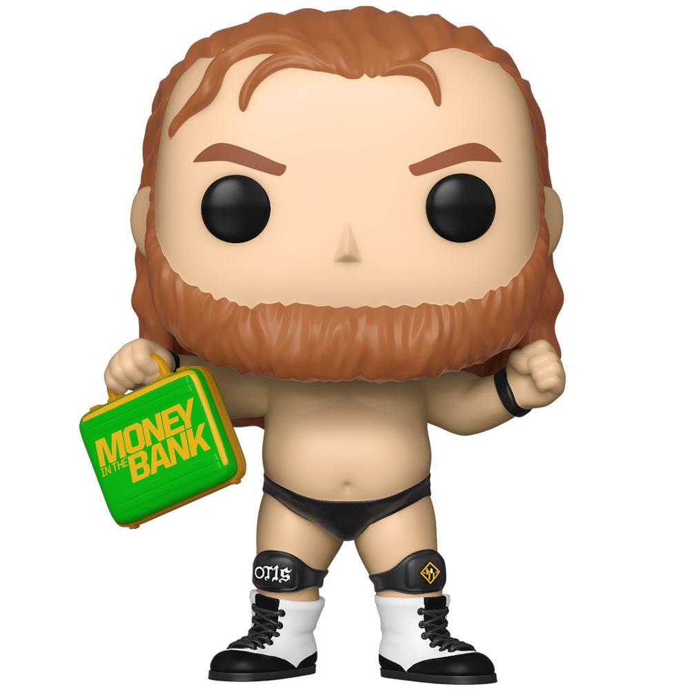 Funko - PRE-ORDER: Funko POP WWE: Otis (Money In The Bank) With WWE Sleeve