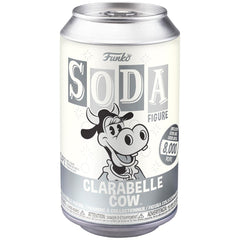 Funko - PRE-ORDER: Funko Vinyl SODA: Disney - Clarabelle Cow With Chance Of Chase