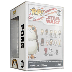 "Pop Vinyl Protector - PPJoe 10"" Hulk Thor Ragnarok, Thanos And Porg Pop Protector, Rock Solid Funko Vinyl Protection"