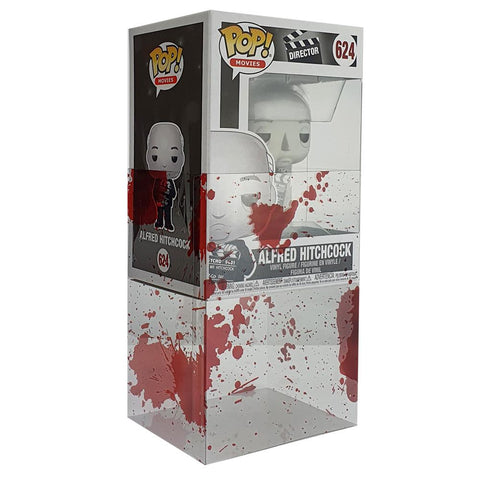 "Pop Vinyl Protector - PPJoe 4"" Blood Splattered Sleeve, Funko Vinyl Protection [Single]"