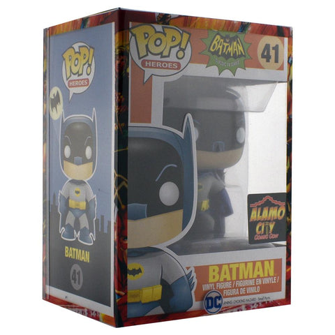 "Pop Vinyl Protector - PPJoe 4"" DC Sleeve, Funko Vinyl Protection [Single]"