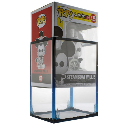 "Pop Vinyl Protector - PPJoe 4"" Disney Sleeve, Funko Vinyl Protection [Single]"