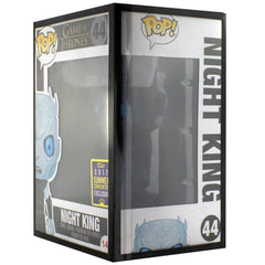 "Pop Vinyl Protector - PPJoe 4"" Fantasy Sleeve, Funko Vinyl Protection [Single]"
