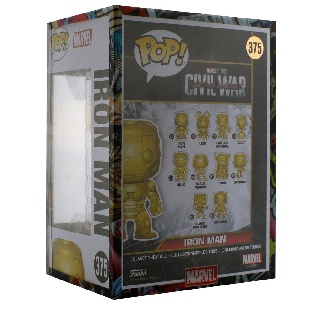"Pop Vinyl Protector - PPJoe 4"" Marvel Sleeve, Funko Vinyl Protection [Single]"
