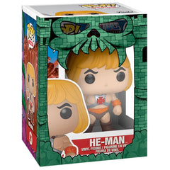 "Pop Vinyl Protector - PPJoe 4"" MOTU Sleeve, Funko Vinyl Protection [Single]"